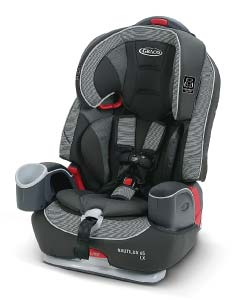 GRACO-Nautilus-65-LX-3-in-1-Harness-Booster-Car-Seat