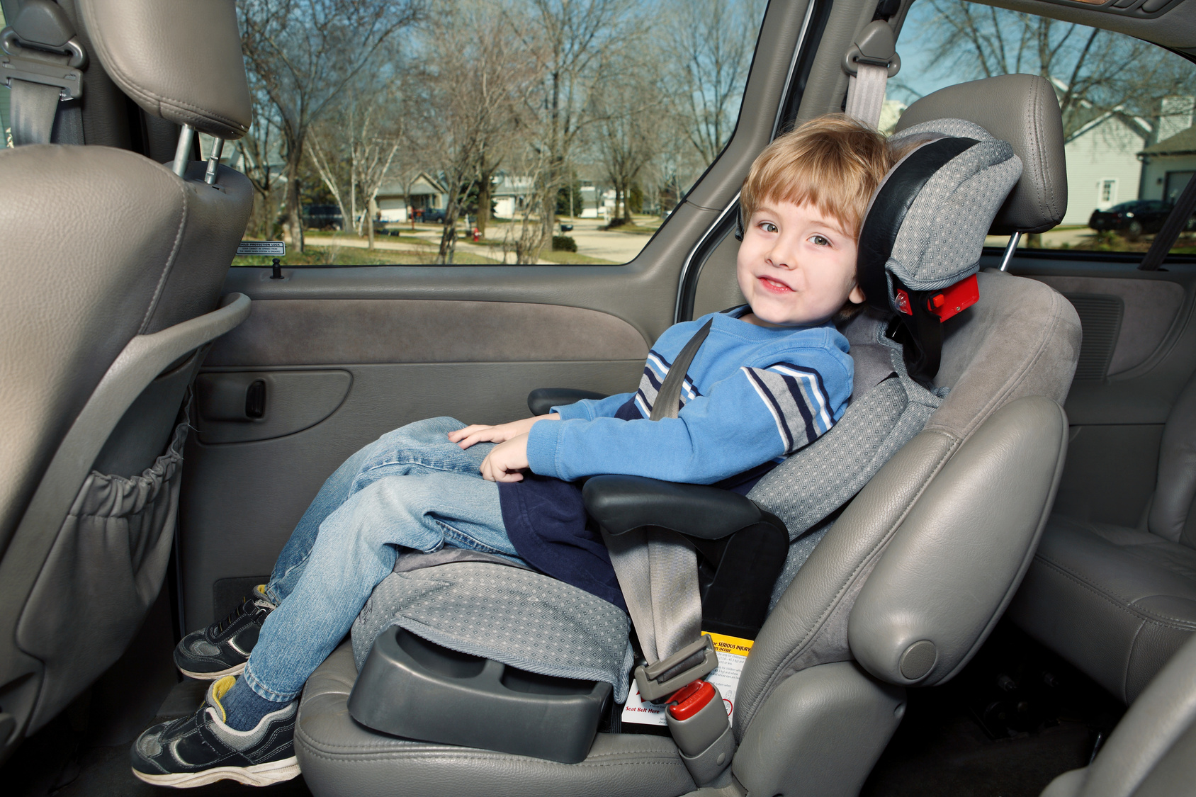 How are Car Seats Helpful for Children