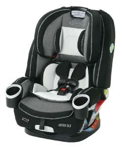 Graco-4Ever-DLX-4-in-1-Car-Seat,-Infant-to-Toddler-Car-Seat
